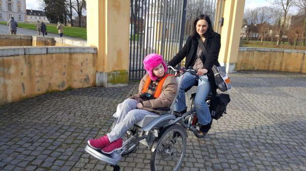 Sabine und Lili