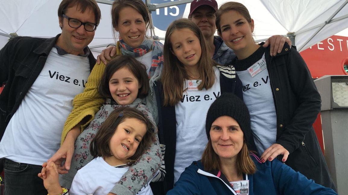 Cruise Days 2019 in Hamburg: Viez e.V. stellt sichvor