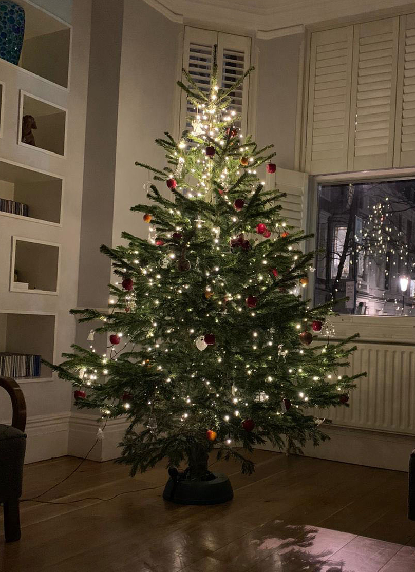 Frohe Weihnachten und: TAUSENDDANK!